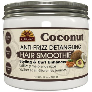 Okay Coco Antifrizz Smoothie 17Oz