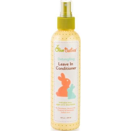 Olive Babies Leave-In Conditioner 8 Oz