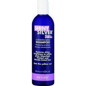 One'n Only Shiny Silver Ultra Conditioning Shampoo 12 Oz