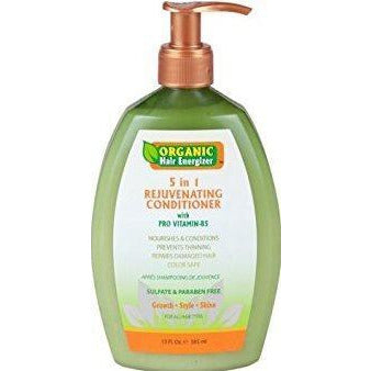 Organic Hair Energizer 5N1 Conditioner 13 Oz