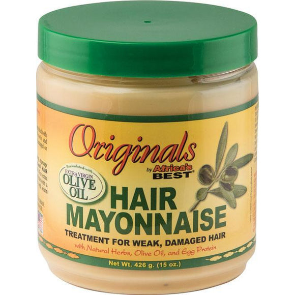 Originals Hair Mayonnaise - 15 Oz