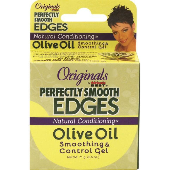 Originals Perfectly Smooth Edges Olive Oil Smoothing & Control Gel - 2.5Oz