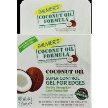 Palmer's Coconut Oil Formula Super Control Gel For Edges, 2.25 Oz