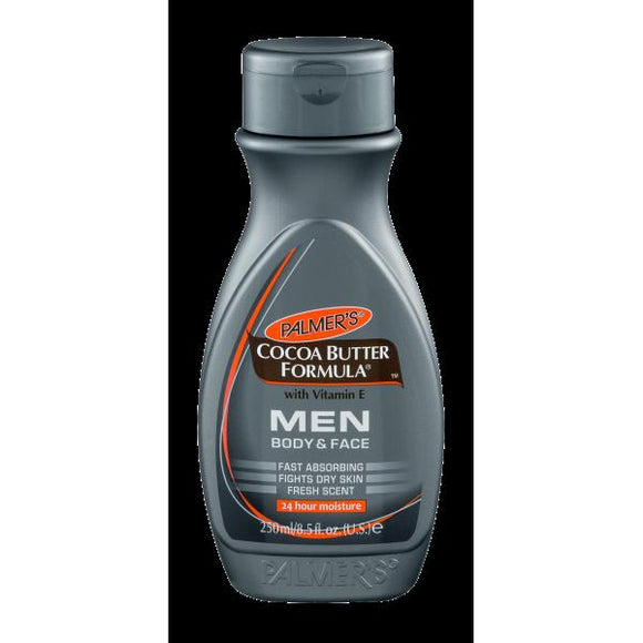 Palmer's Men Body & Face Lotion 8.5 Oz