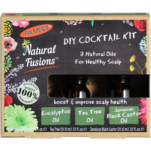 Palmer's Natural Fusions Healthy Scalp Diy Cocktail Kit 0.33 Oz