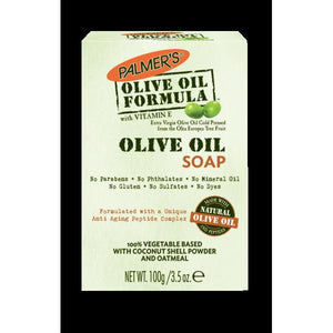 Palmer's Olive Formula Olive Oil Soap With Vitamin E 4.4 Ounces