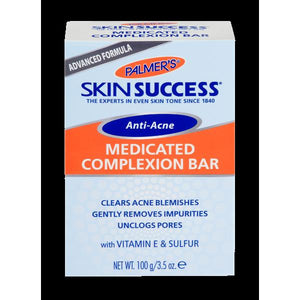 Palmers Skin Success Eventone Medicated Anti-Bacterial Complexion Bar, 3.5 Ounce