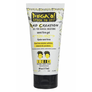 Hollywood Pega'o:Rad Firm Gel 6 Oz