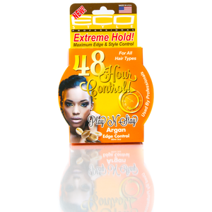 Ecoco Style Play 'n Stay Edge and Style Control - Argan - 3 Oz