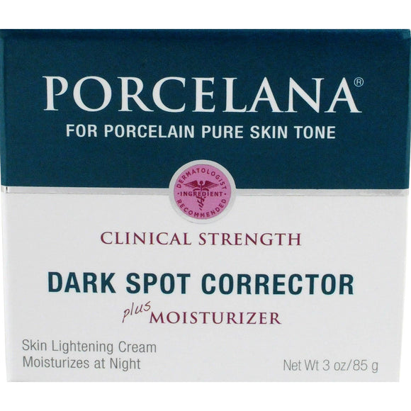 Porcelana Nighttime Treatment 3 Oz Jar