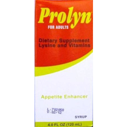 Prolyn Jarabe Supplements 120Ml Adults