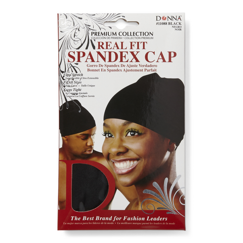 Donna Collection Spandex Women's Cap.