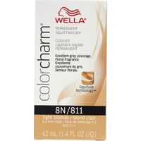 Wella Color Charm 811 Light Blonde - 1.4 Oz