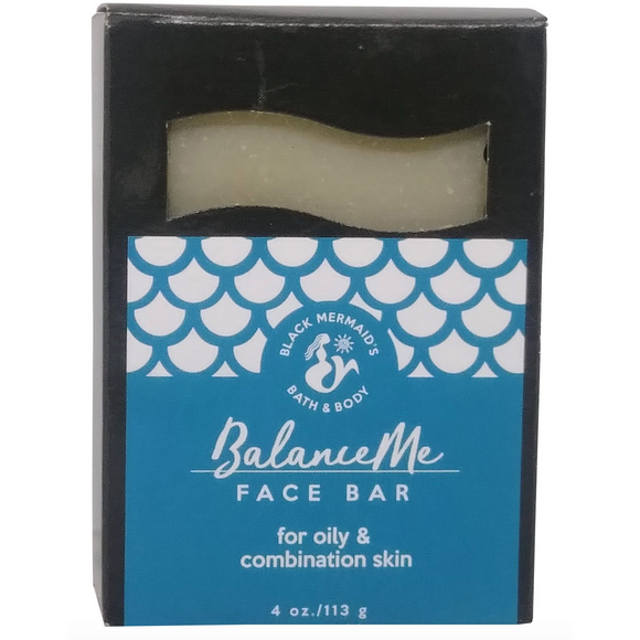 Black Mermaid's - BalanceMe Face Bar