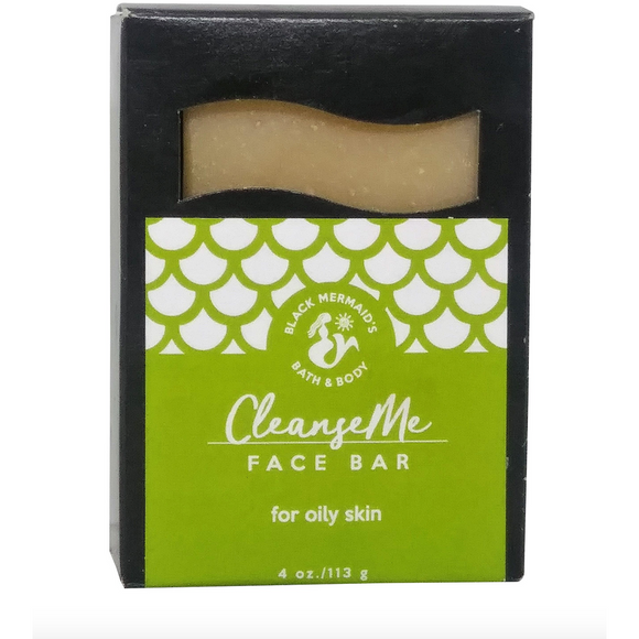 Black Mermaid's - CleanseMe Face Bar