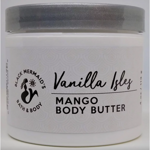 Black Mermaid's - Vanilla Isles Body Butter