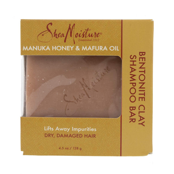 Shea Moisture Manuka Honey Shampoo Bar#4.5 OZ