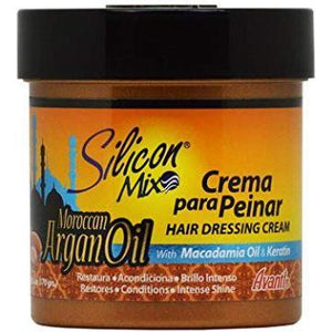Silicon Mix Argan Cream Para Peinar 6Oz