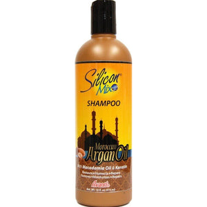Silicon Mix Argan Oil Shampoo 16 Oz