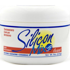 Silicon Mix Intensive Hair Deep Treatment Jar 8 Oz