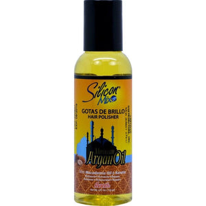 Silicon Mix Moroccan Argan Oil Hair Polisher (4 Oz.)