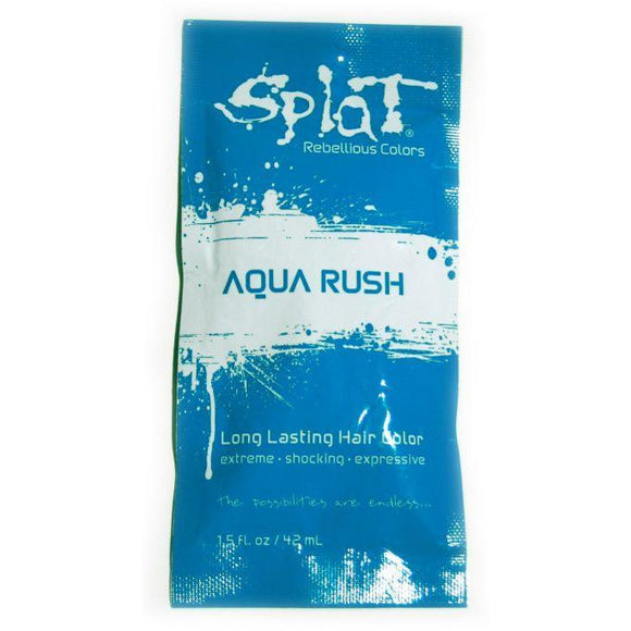 Splat Kits 30 Wash Aqua Rush (12 Pack)