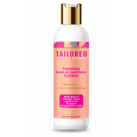 Tailored Herbal leave-In Conditioner Treatment 8 Oz