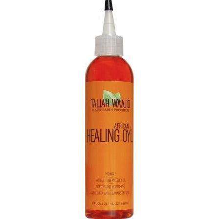 Taliah Waajid Black Earth Products African Healing Oyl   8 Oz