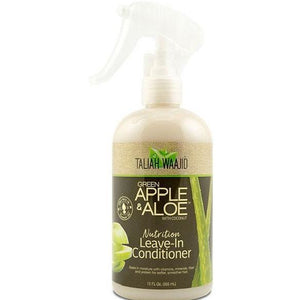 Taliah Waajid Green Apple & Aloe Nutrition Leave-In Conditioner 12 Oz