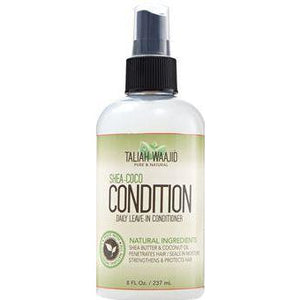 Taliah Waajid Shea-Coco Condition Daily Leave-In Conditioner Spray 8 Oz