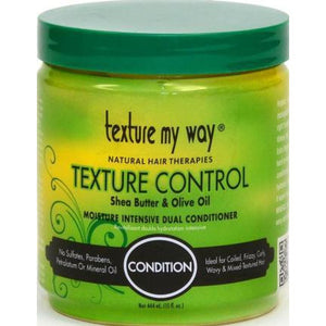Texture My Way Moisture Intensive Dual Conditioner - 15 Oz