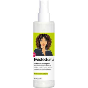 Twisted Sista 30 Sec Curl Spray, 8 Ounce