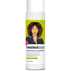 Twisted Sista Intensive Leave-In Conditioner 12 Fl.Oz