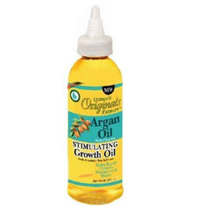 Ultimate Originals Therapy Argan Stimulating Growth Oil - 4 Oz
