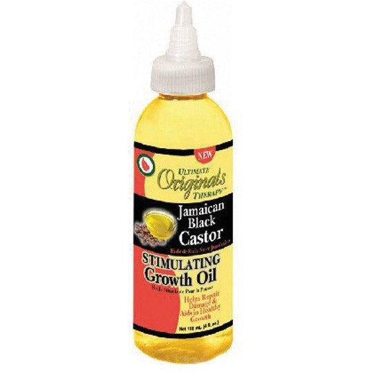 Ultimate Originals Therapy Jamaican Black Castor Stimulating Growth Oil - 4 Oz