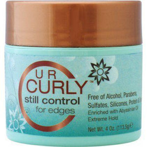 Ur Curly Still Control Edge 4 Oz