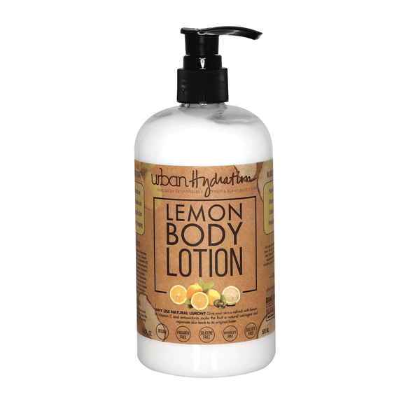 Urban Hydration Lemon Body Lotion - 16.9 fl oz