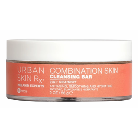 Urban Skin Rx Combination Skin Cleansing Bar 2OZ