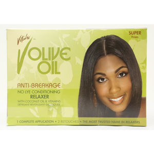 Vitale Relaxer Kit With Olive Oil Super