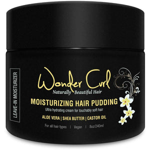 Wonder Curl Moisturizing Hair Pudding - 8 Oz