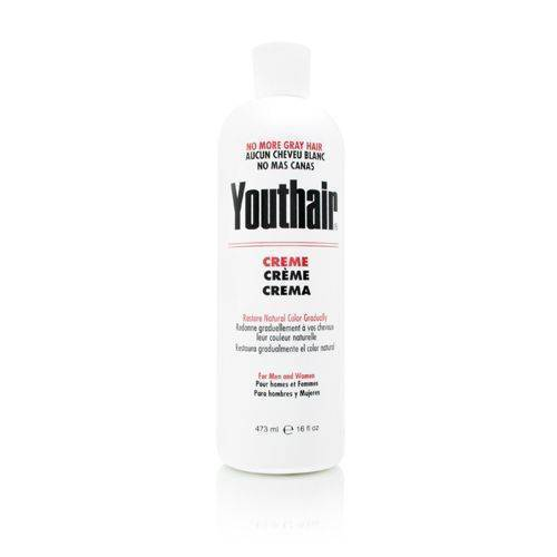 Youthair Creme For Men and Women 16 oz