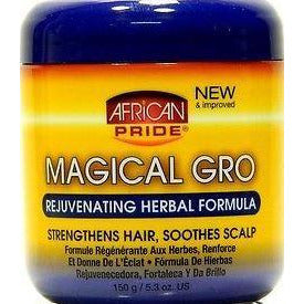 African Pride Miracle Gro Herbal Regular 5.3Oz