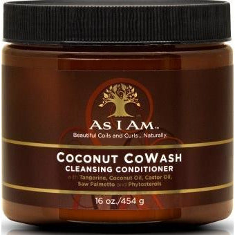 As I Am Coconut Co-Wash 16 OZ