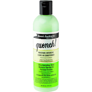 Aunt Jackie's Quench Leave-In Conditioner 8 Oz