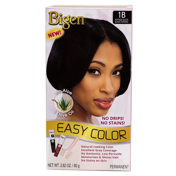 Bigen Easy Color Women #1B Intense Black 3 Oz