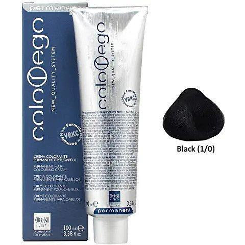Alter Ego Color Ego Haircolor 1/0 Black