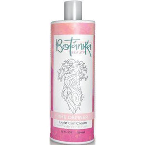 Botanika Beauty The Definer Light Curl Cream - 12 Oz