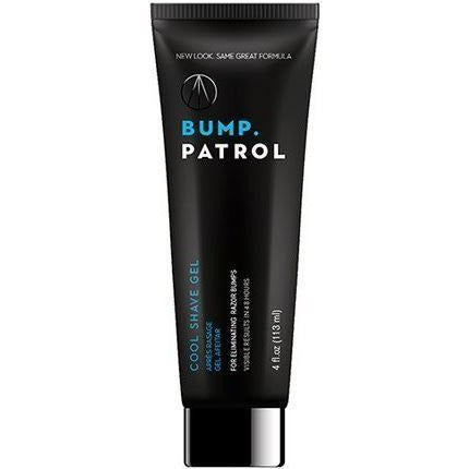 Bump Patrol Cool Shave Gel 4 Oz Tube