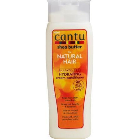 Cantu Shea Butter For Natural Hair Sulfate-Free Hydrating Cream Conditioner, 13.5 Oz