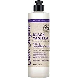 Carol's Daughter Black Vanilla Moisture & Shine 4-In-1 Combing Crème, 8 Fl Oz